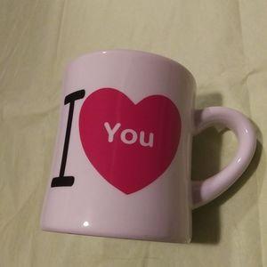 I 💖 You Coffee Mug